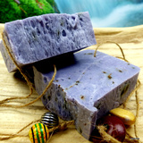 Cold-stirred sheeps milk soap lavender 150gr