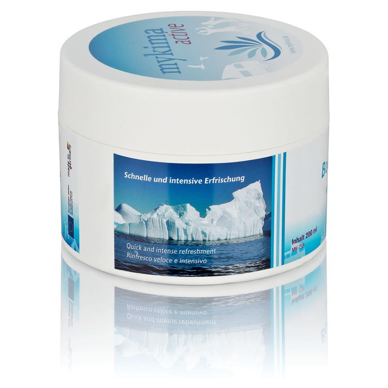Body Cooling Gel 200ml